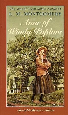 Anne of Windy Poplars by L.M. Montgoomery