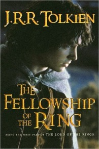 The Fellowship of the Ring by J.R.R. Tolkein